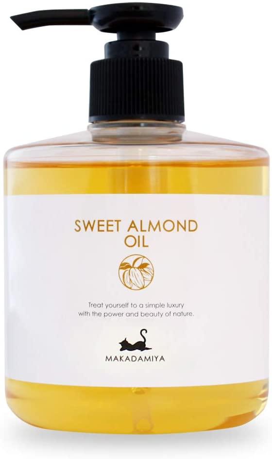 スイートアーモンドオイル sweet almond oil